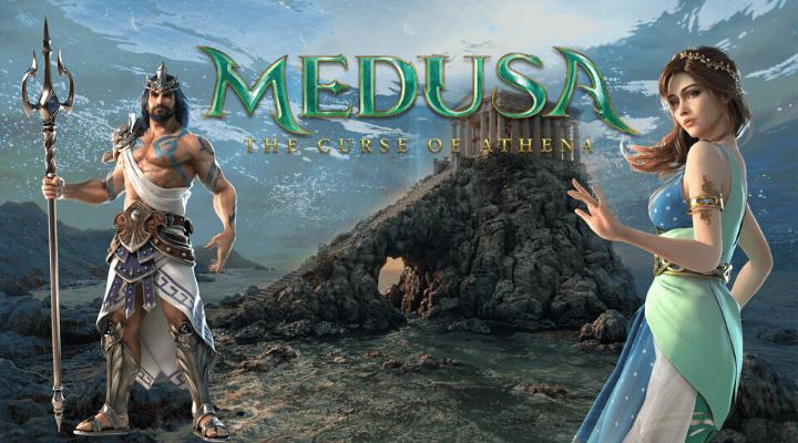 Medusa รีวิวสล็อตเมดูซ่า เจ้าหญิงที่ถูกสาบให้เป็นงูกิงกอง